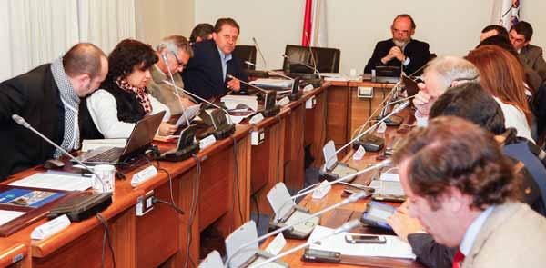 Falta de consenso mantiene sin presidente electo al Consejo Regional