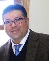 Director Regional de CORFO, Andrés Lorca