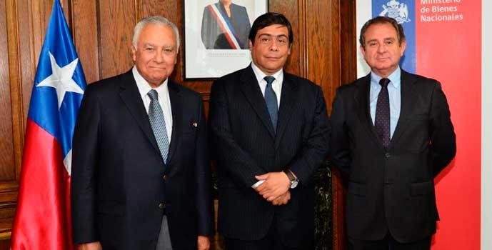 Bienes Nacionales y Asimet inician diálogo público privado