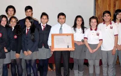 Mostazal y Las Cabras primer lugar en debate estudiantil Senda 2014