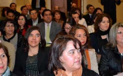 Emotiva celebración de los maestros de la Región en el Día del Profesor