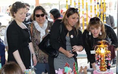 Feria del medioambiente y del trueque en Santa Cruz