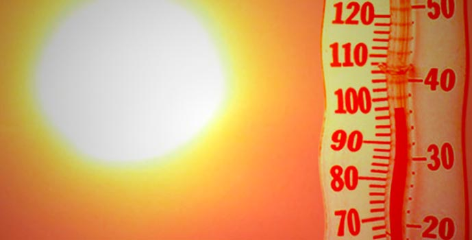 Alerta altas temperaturas