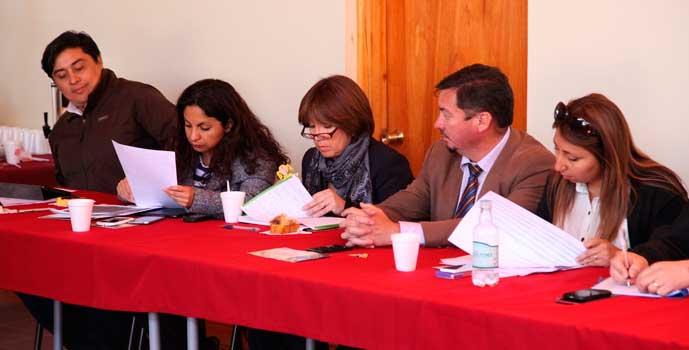 Tercera reunión de la Comisión Regional de Uso del Borde Costero