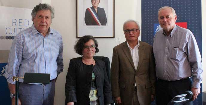 Comunas de la región reciben financiamiento del Consejo de la Cultura