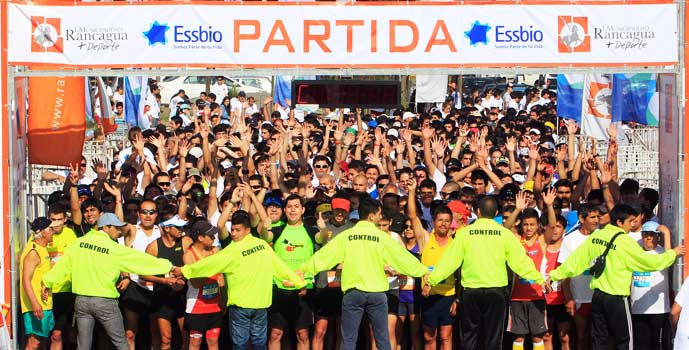 Corrida Familiar Rancagua 2014
