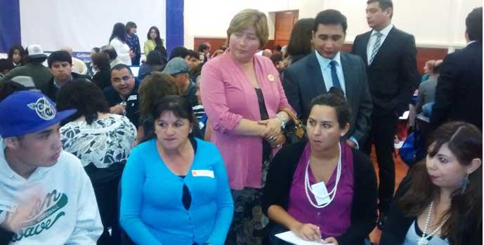 Reforma educacional presente en Diálogo Ciudadano de Senda