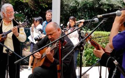 Embajada de Italia brinda homenaje a Lumi Videla Moya