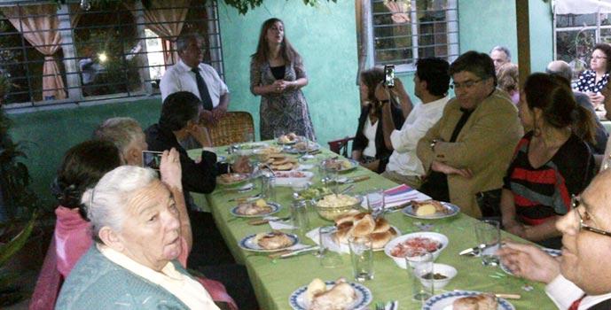 Pastores evangélicos se reúnen con seremi de Educación