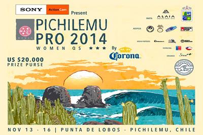 Pichilemu sede del campeonato mundial de surf femenino