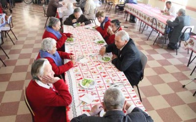 Nuevo hogar de ancianos en Chépica