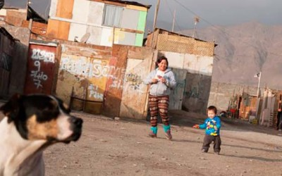 hogar de cristo pobreza en chile