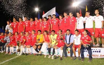 Campeonato Nacional de Futbol Amateur