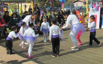 Junji recursos trece jardines infantiles