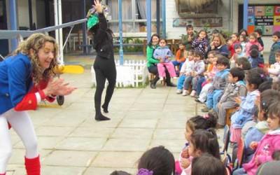 Junji teatro infantil