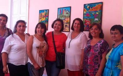 Mujeres de San Vicente