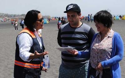 Onemi entrega manual tsunami