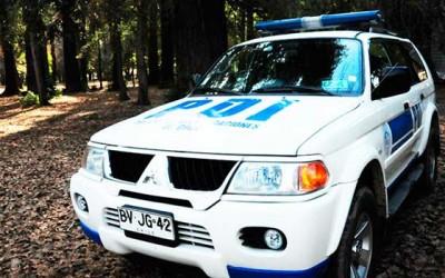 PDI patrulla rural