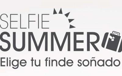 Selfie summer verano