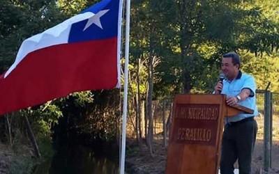 Inauguran puente en sector San Isidro La Bomba