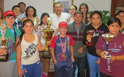 Mostazal campeonato nacional escolar de esgrima