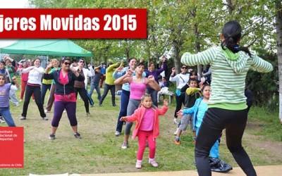 Mujeres Movidas 2015