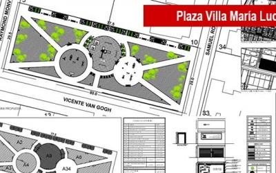 Plaza villa maria lucia