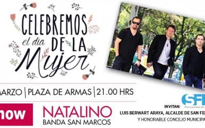 San Fernando Show Natalino