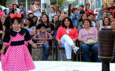 San Fernando desfile de modas