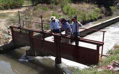 canal cocalan Peumo