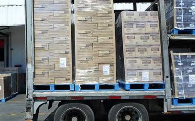 carabineros robo camion nestle