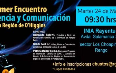 encuentro ciencia y comunicacion