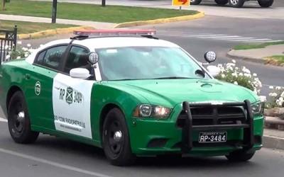 radio patrulla carabineros