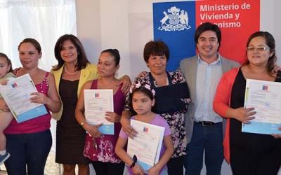 subsidios comite Fernando Debesa de Rancagua