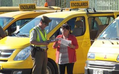 transporte escolar fiscalizacion