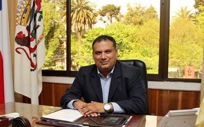 Alcalde San Fernando Luis Berwart