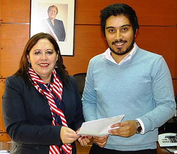 Conaf e Injuv firman convenio