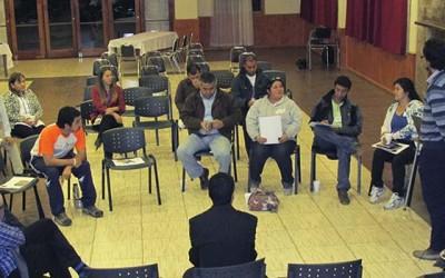 Deporte dialogo ciudadano Machali