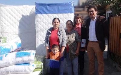 Familias de Requinoa ayuda habitabilidad