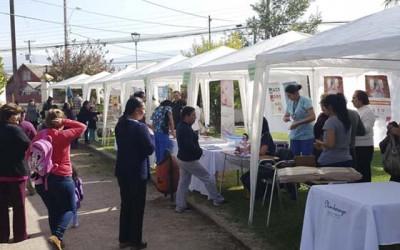Feria de Salud Chimbarongo
