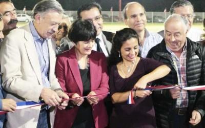 Inauguracion Centro Deportivo Olivar Bajo