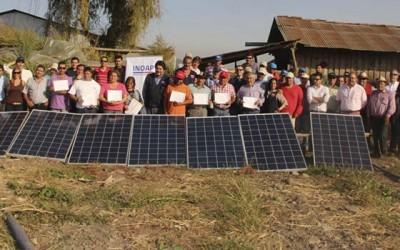 Indap equipos fotovoltaicos