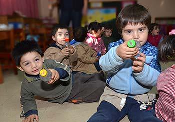 Jardin infantil Tia Mireya aprende a reciclar