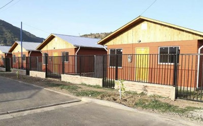 Minvu entrega viviendas en Santa Cruz