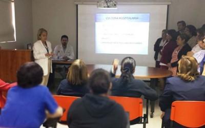 Nueva Directora Hospital San fernando