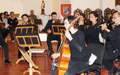 Orquesta Barroca Nuevo Mundo en Peralillo