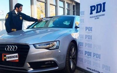 PDI recupera Audi