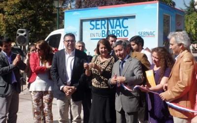 Sernac inaugura Quinta Feria del Consumidor