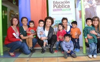 jardin infantil pulgarcito influenza