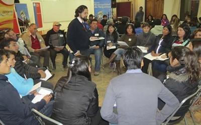 Deporte dialogo ciudadano requinoa